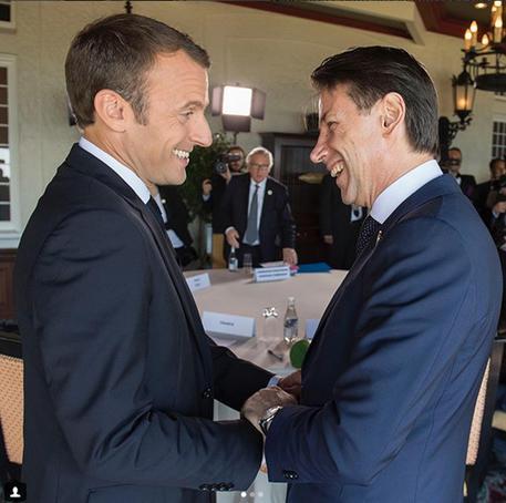 Tregua Italia-Francia. Premier sarà a Parigi. Macron: 'Mai voluto offendere'