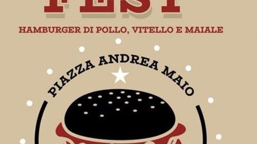 Burger fest a Gioi Cilento, il 23 e 24 giugno
