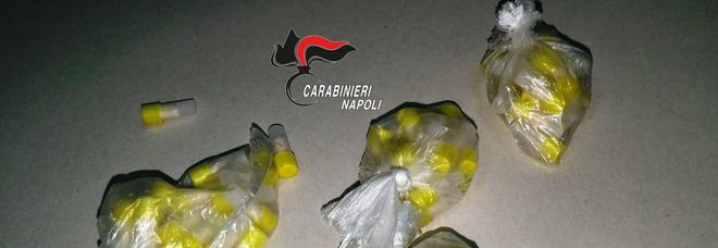 Arrestata coppia salernitana per detenzione 80 dosi di eroina