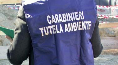 Inquinamento del Sarno: carabinieri nei Comuni di Nocera Inferiore, Corbara e Mercato San Severino