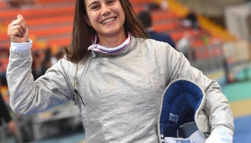 """CAMPIONATI EUROPEI ASSOLUTI DI SCHERMA """"NOVI SAD 2018"""". LA SALERNITANA ROSSELLA GREGORIO A CACCIA DI MEDAGLIE NELLA SCIABOLA"""
