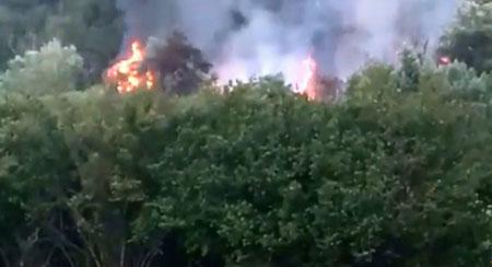 Regione Campania: presentato il piano per combattere gli incendi