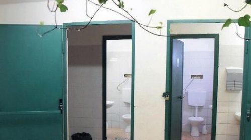 Bagni pubblici, si spendono 800mila euro per pulirli