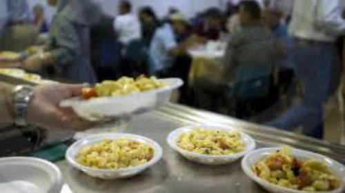 Coldiretti: 2,7 milioni di italiani costretti alla mensa per i poveri