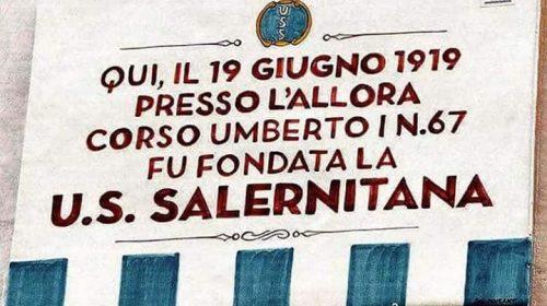 Buon Compleanno Salernitana!