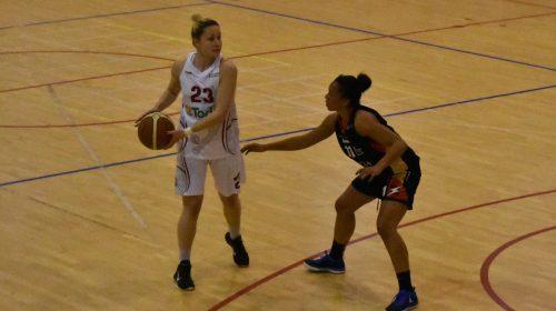 Salerno Basket '92, confermata Kristina Manolova