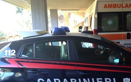 Tragedia in mattinata ad Albanella, giovane di 30 anni trovato impiccato a un albero