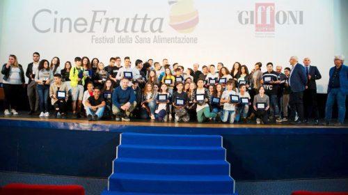 Parte a Giffoni la sesta edizione di Cinefrutta