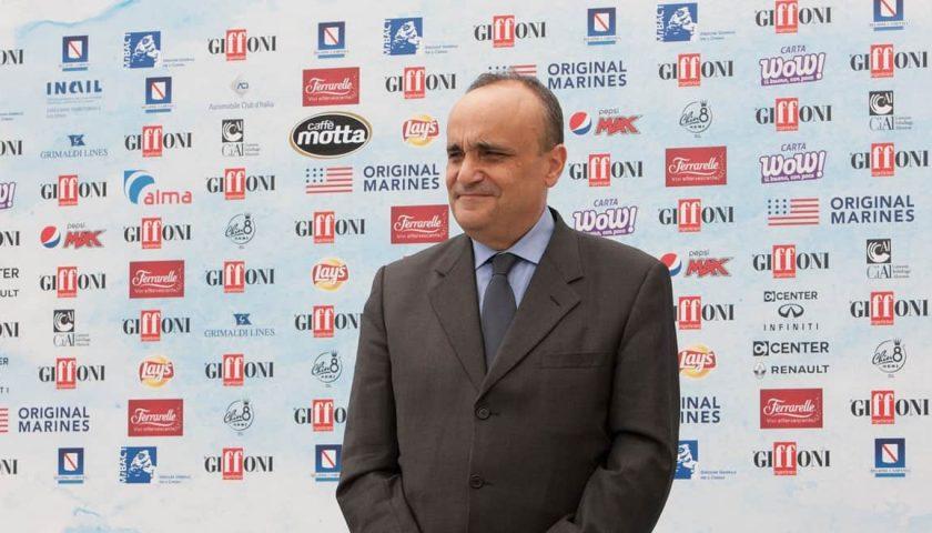 Ministro Bonisoli: «Sarebbe interessante esportare il format Giffoni in Cina»