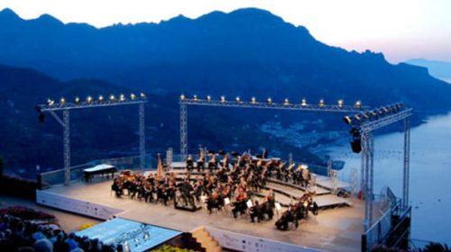 Ravello festival: subito l'omaggio a Morricone, poi c'è Riccardo Muti