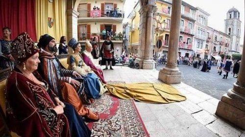 Il banchetto medievale: alla tavola della Principessa Costanza dall'11 al 13 agosto