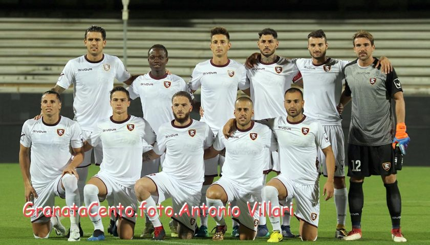 La Salernitana batte il Rezzato 6 – 1 e supera il turno di Coppa Italia