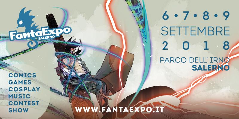 A Palazzo di Città la presentazione di Fantaexpo 2018