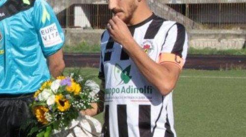 Battipagliese, tesserato il centrocampista Francesco Guerrera