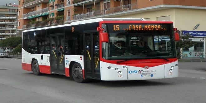 Controllori aggrediti sulla linea 8 di BusItalia tra Bellizzi e Pontecagnano Faiano