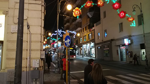 Luci d'Artista: s'illumina anche Piazza della Concordia