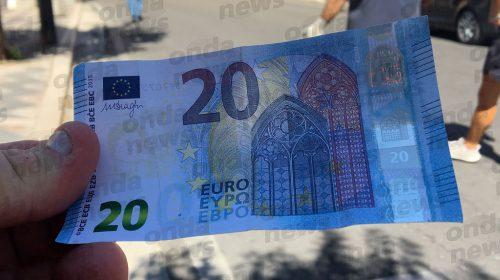 Banconote false della fiction spacciate nei negozi di Cava de'Tirreni