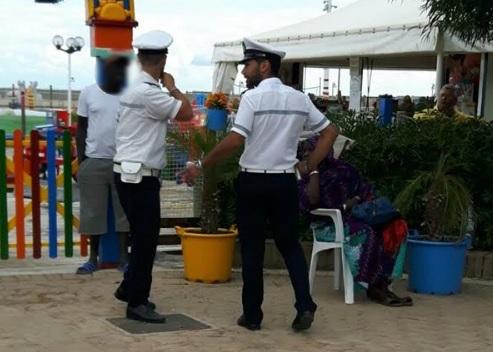 Bivacchi e molestie a turisti e residenti, famiglia espulsa da Camerota