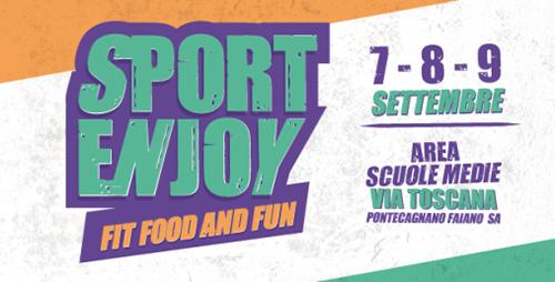 Pontecagnano, tutto pronto per l'avvio di Sport Enjoy: Fit, Food and Fun