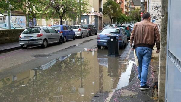 Rete fognaria a Salerno, arriva l'ok per i lavori