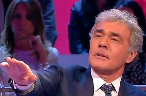 """Giletti in Tv dopo la querela della Regione Campania torna ad attaccare De Luca: """"Sceriffo solo chiacchiere e distintivo"""""""
