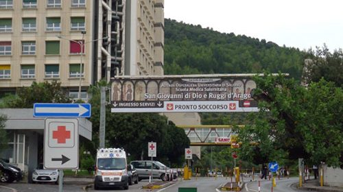 Nuovo ospedale di Salerno: pubblicata gara di progettazione