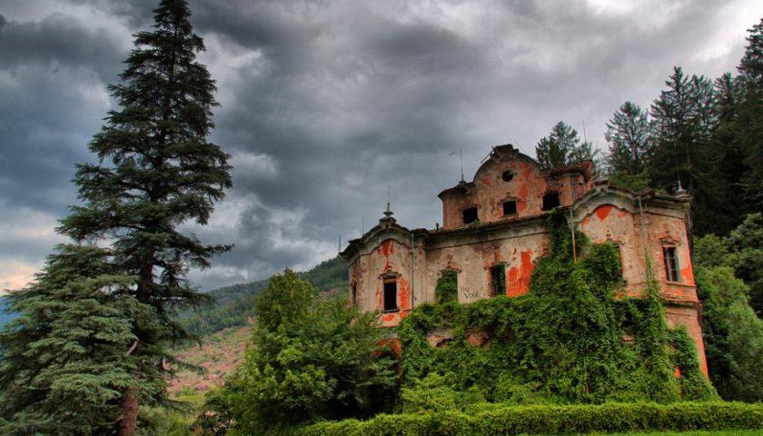 Le case infestate e maledette d'Italia