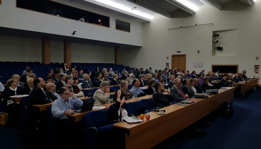 Il Comitato Tecnico Internazionale ISO TC 215 riunito a Paestum