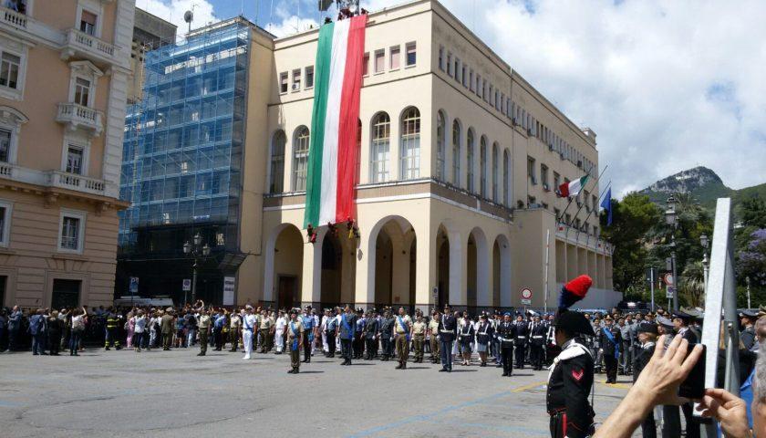 Celebrazioni per il 4 novembre a Salerno, reso noto il programma