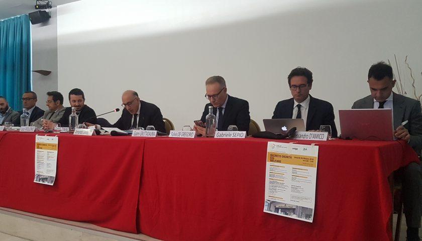 Vincenzo Caratelli (segretario nazionale Cisal Terziario): «Rischio di riduzione dell'occupazione. Si punti sul Welfare aziendale»