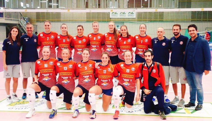 Volley/A2 femminile: P2P GIVOVA debutto casalingo contro Mondovì