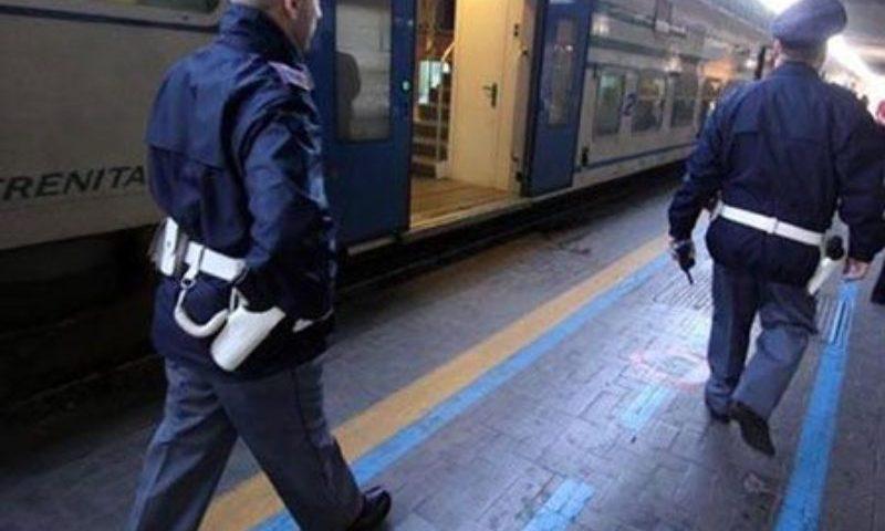 CONTROLLI DELLA POLIZIA FERROVIARIA: NELLA STAZIONE DI SALERNO, UN INDAGATO PER EVASIONE