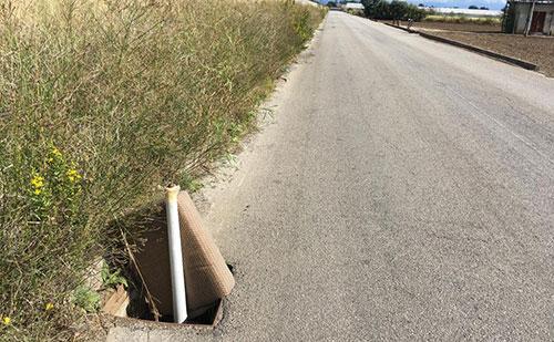 Furto a Pontecagnano: dalle strade spariscono decine di tombini