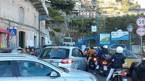 Mobilità in Costiera Amalfitana: Confindustria sostiene Ztl territoriale