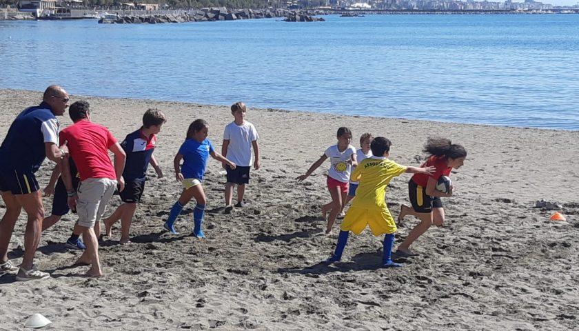 """Arechi, grande successo per la manifestazione """"L'Ora del Rugby"""""""