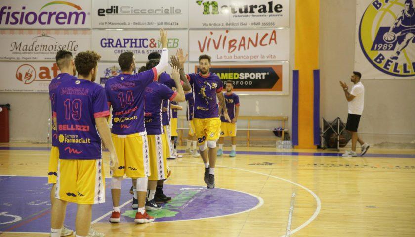 Il Basket Bellizzi cala il tris: 63-80 su Nola