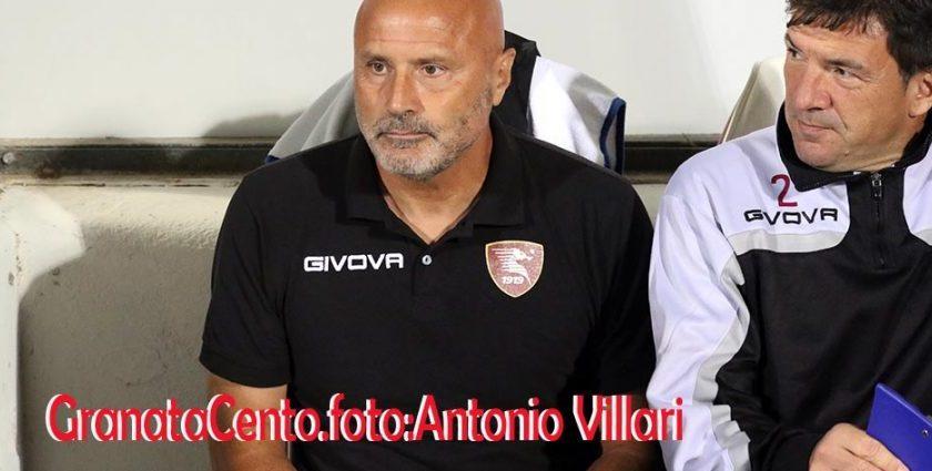 """Colantuono: """"Dispiace non essere in panchina, con il Perugia ci attende impegno ostico"""""""