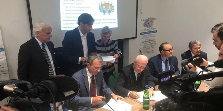 Per la Foce del Mingardo 3 milioni di euro dalla Regione Campania