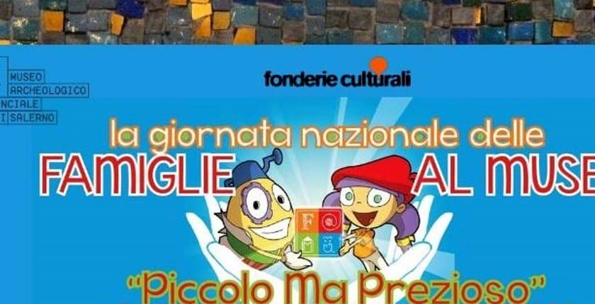 Giornata nazionale delle famiglie al museo: laboratori e mosaici per bambini