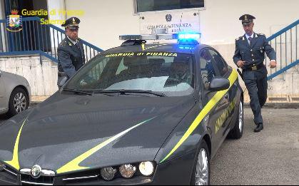 Maxifrode sull'asse Salerno-Roma: sequestrati beni per oltre 105 milioni di euro
