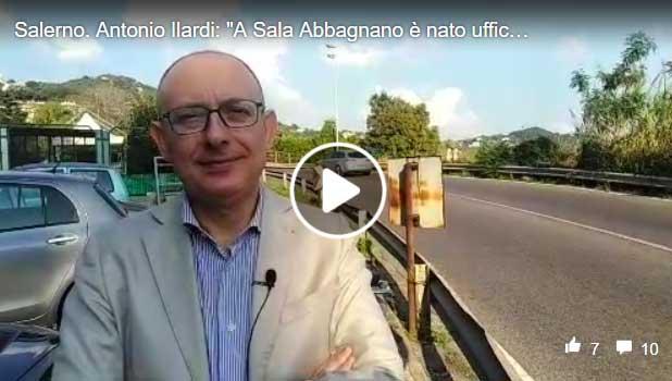 """Antonio Ilardi: """"A Sala Abbagnano è nato il Comitato di Quartiere"""""""