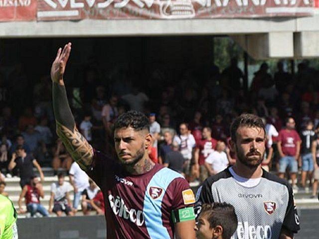UFFICIALE – Salernitana, Raffaele Schiavi ceduto al Cosenza