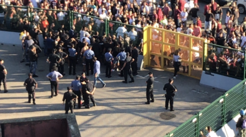 Video offensivo nei confronti dei tifosi granata, steward sospeso dal Prefetto