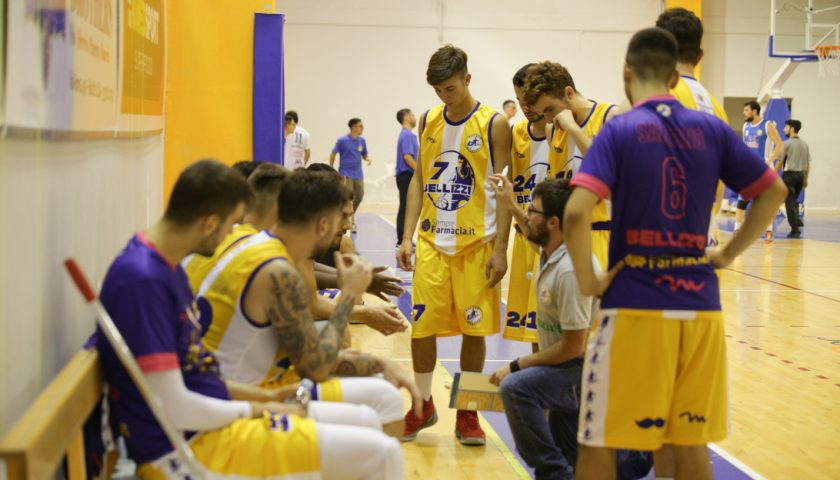 Il Basket Bellizzi si impone sul campo di Casapulla