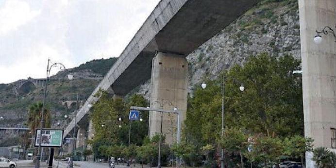 Viadotto Gatto a Salerno, ancora controlli