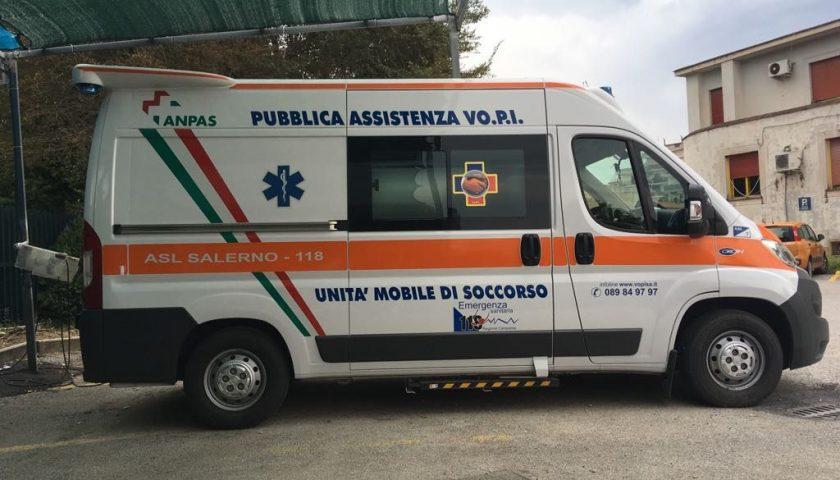 Montecorvino Pugliano, contadino colpito alla testa da un crick: è grave
