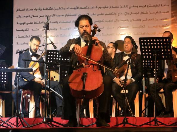 Mosul, primo concerto di musica classica dopo la cacciata dell'Isis
