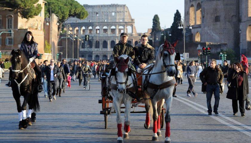 Ambiente, tornano a Roma le domeniche ecologiche