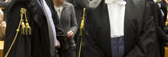 Lite tra avvocati finisce nel sangue: toga finisce alla sbarra per lesioni