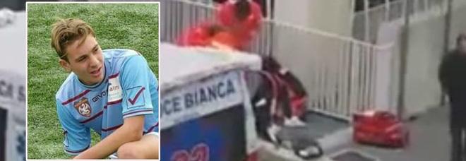 Travolto mentre va a scuola: muore nel Salernitano promessa del calcio a 17 anni